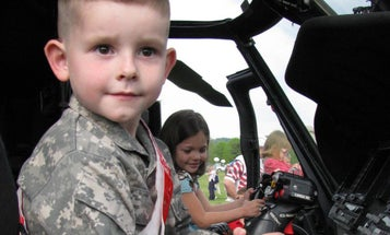 Why Children From Military Families Join The Service