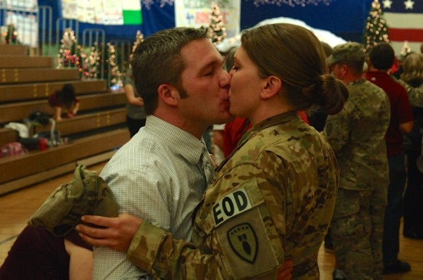 The Unconventional Relationship Is The Norm In The Military