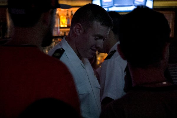 What A Night Out At New York's Fleet Week Can Teach Us About The Civilian-Military Divide