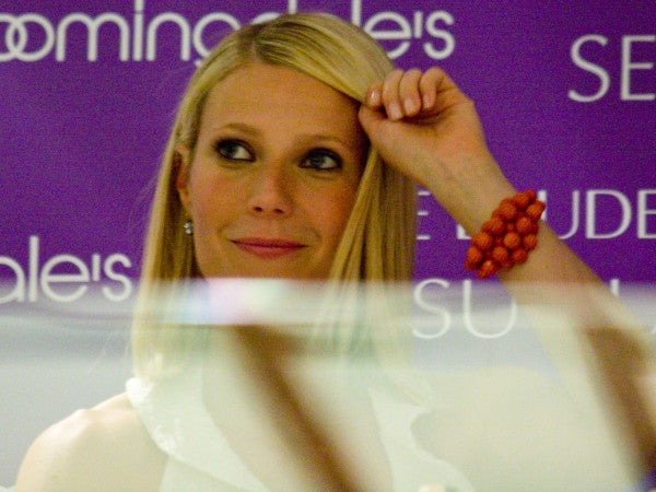 Gwyneth Paltrow Compares Mean Internet Comments To Being In A War