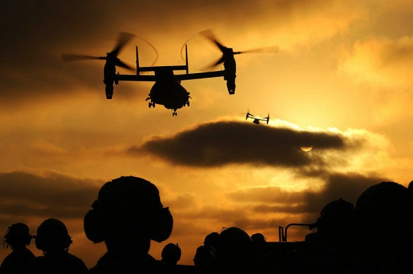 Here's Why The Osprey Is The Future Of The US Military
