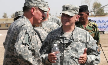 Job Envy: From Petraeus Staff Officer To CEO And Founder Of A Communications Firm