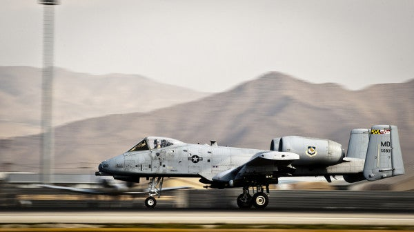 The Air Force Should Divest the A-10 Jet Aircraft, But Not For The Reasons It's Proposing