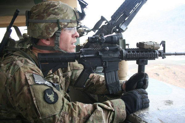 JOB ENVY: Iowan Infantry Officer Tackles Business Logistics With Tactical Experience