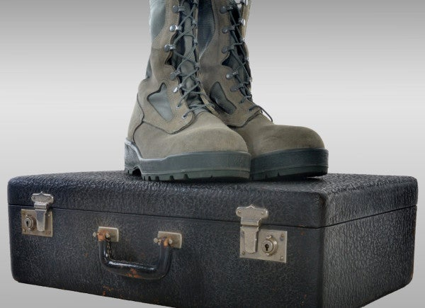 The New Government Initiative To Make Entrepreneurs Out Of Veterans
