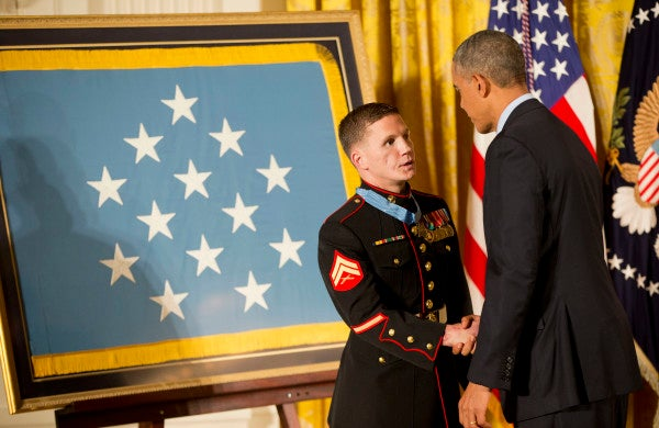 UNSUNG HEROES: The Medal of Honor Recipient We've Been Waiting For