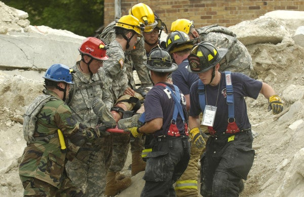 We Should Transform Disaster Response Training Into Jobs For Veterans