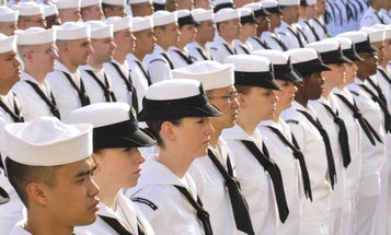 A New Retention Survey Reveals Problematic Results for Navy