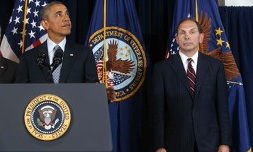 Here's How Leaders Are Reacting To Obama's Surprise VA Pick