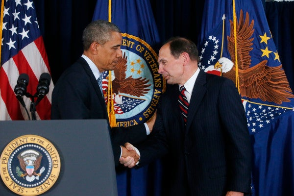 The New VA Secretary's Nearly Impossible Mission