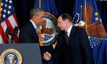 The New VA Secretary's Nearly Impossible Mission