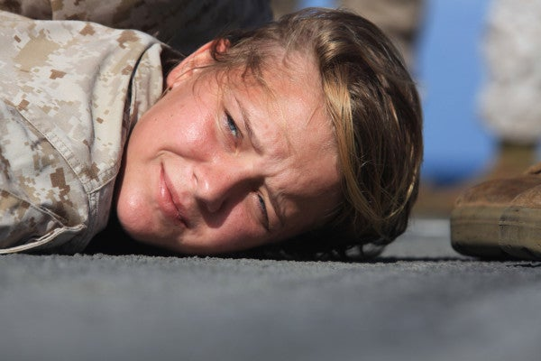I'm Tired Of Women In The Military Being Treated As Inferior