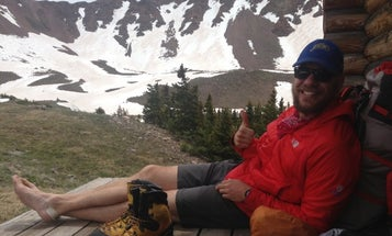 JOB ENVY: Iraq War Veteran Becomes National Geographic's Adventurer Of the Year