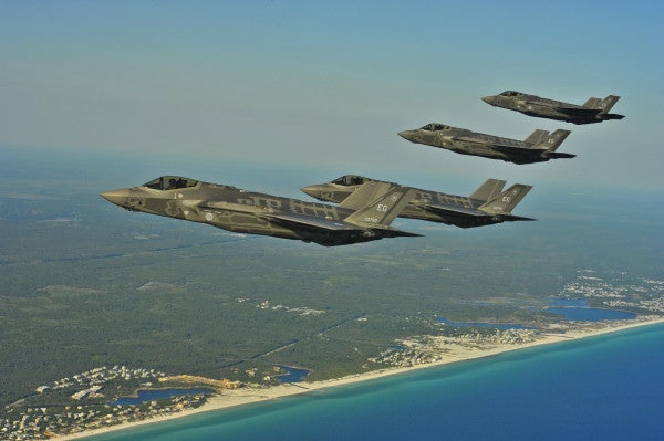 5 Ridiculous Things In The Defense Spending Bill That Still Cost Less Than The F-35