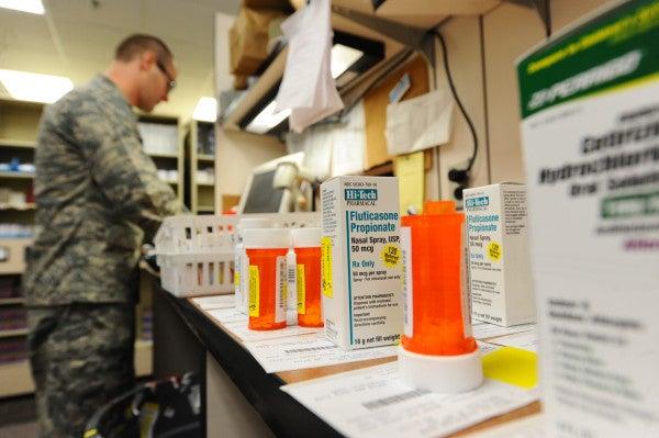 The VA's Problem With Prescription Drug Addiction