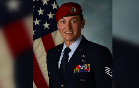 Airman to receive Air Force Cross for heroic actions during enemy ambush in Afghanistan