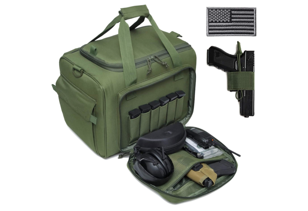 Grab one of these 6 range bags before your next trip to the firing line
