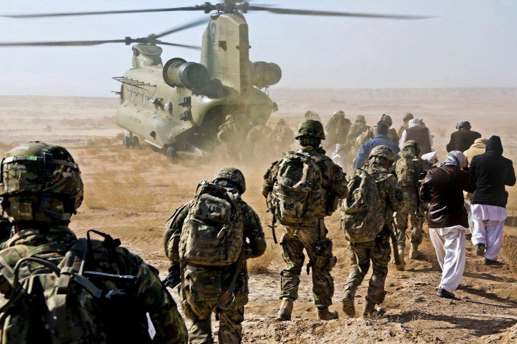 20 years into the War in Afghanistan, the US is in the same position as the Soviets when they lost