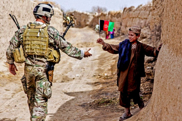 The 31 Best Photos Combat Photographers Took In Afghanistan Last Year