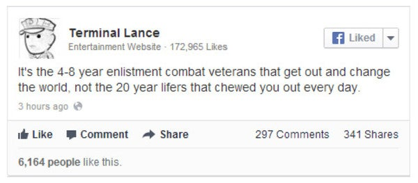 Terminal Lance Just Nailed How Veterans Will Write The Next Chapter Of American History