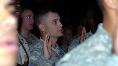 A beginner's guide to earning your citizenship through military service