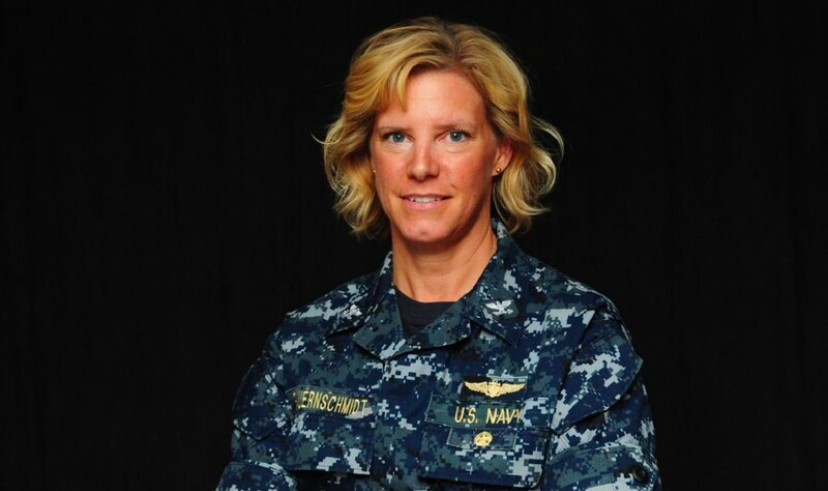 A woman will take command of a nuclear-powered aircraft carrier for the first time in US Navy history