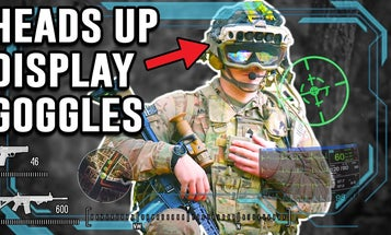 The Army's new heads-up display combat goggles for 2021