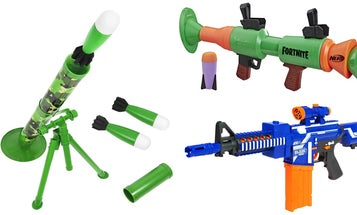The Nerf arsenal your squad needs to dominate the playground