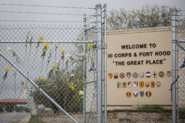 Fort Hood's toxic environment has pushed women 'into survival mode,' new report says