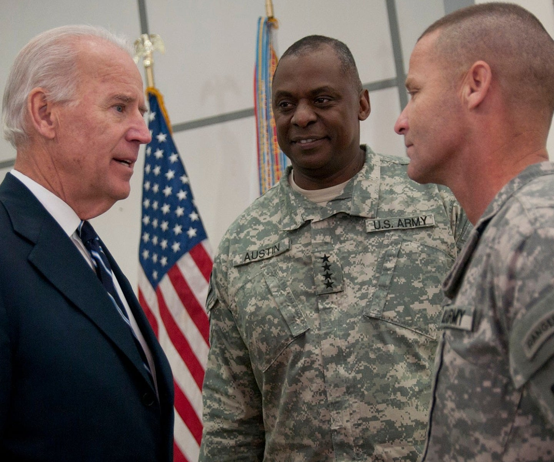 Meet retired Army Gen. Lloyd Austin, Biden's pick for defense secretary