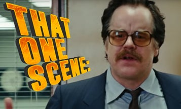 That one scene in 'Charlie Wilson's War' that showed us a real-life 'Blue Collar James Bond'