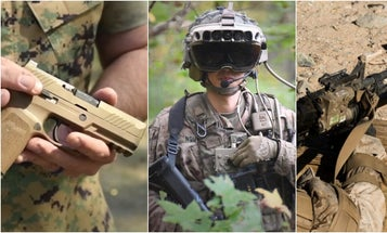 Here are all the weapons and gear coming to soldiers and Marines in 2021