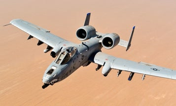 Senate to Air Force: You're gonna keep your A-10 Warthogs and you're gonna like it