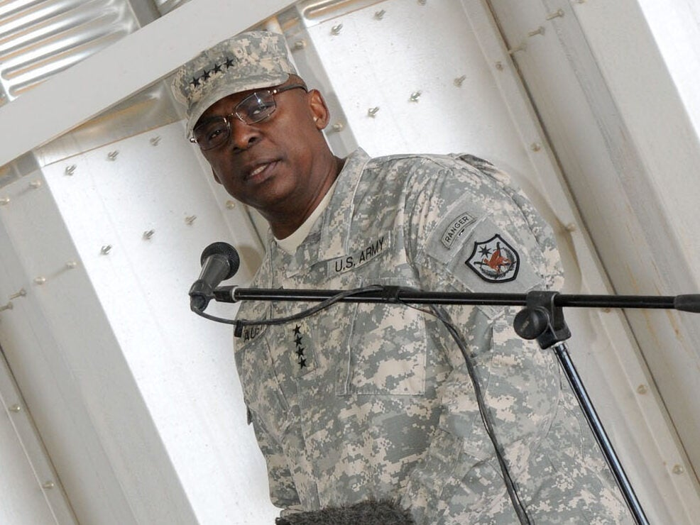Lloyd Austin vows to give Biden 'direct and unvarnished counsel' as defense secretary