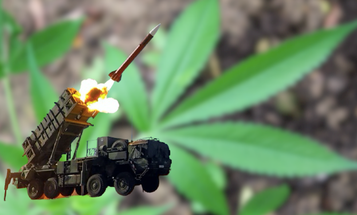 Weed avenger: Defense contractor strikes back after losing security clearance for marijuana prescription