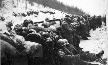 70 years later, the cold of 'frozen Chosin' Reservoir still haunts Army vet