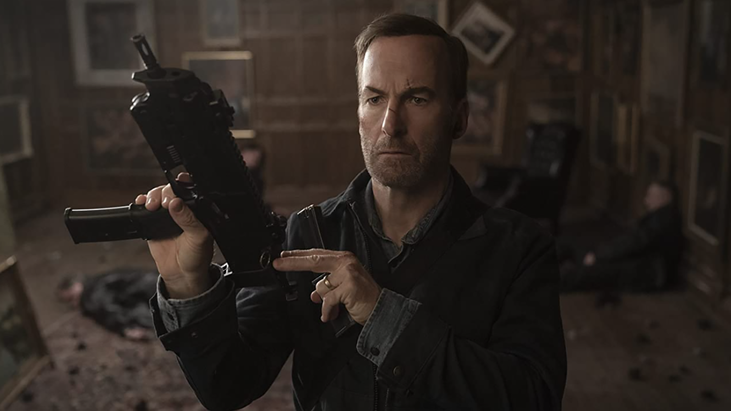 New action flick 'Nobody' is what you'd get if Mr. Rogers was secretly John Wick