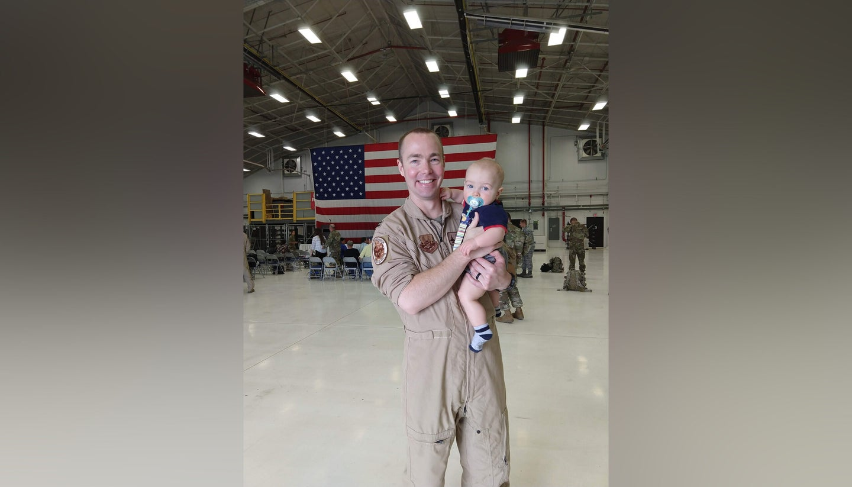 Air Force identifies F-16 pilot killed in Michigan crash