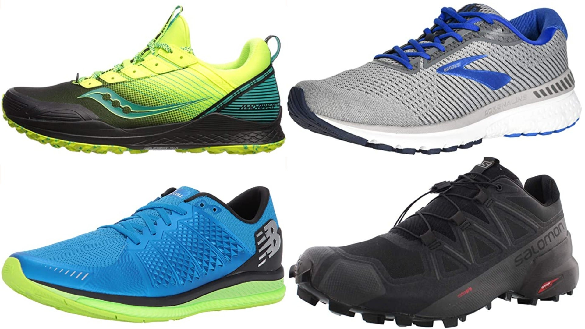 7 running shoes that can turn you into a PT stud