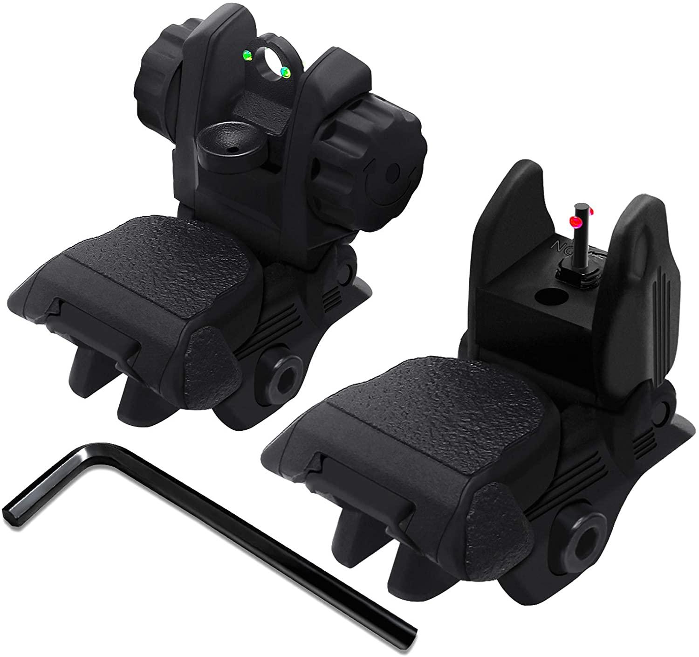 2-Awotac fiber optic iron sights