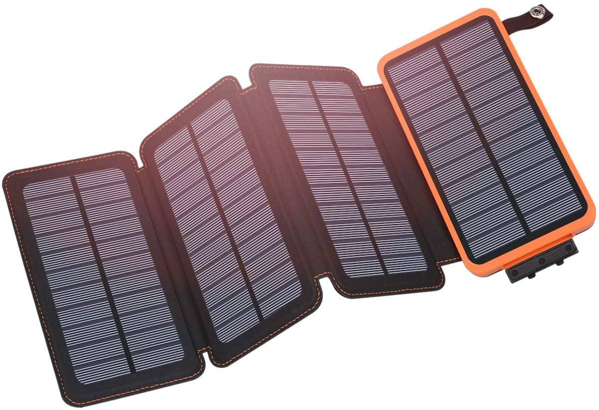 Hiluckey solar bank