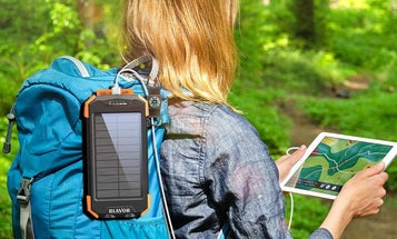 Stay connected with these 5 solar phone chargers