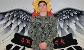 Navy identifies missing sailor from the USS Theodore Roosevelt who was declared dead