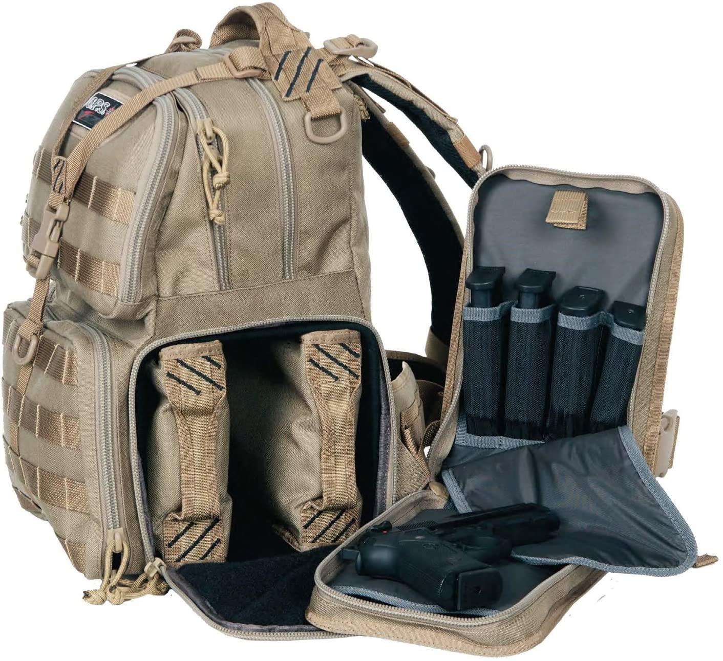 GPS Tactical Range Bag