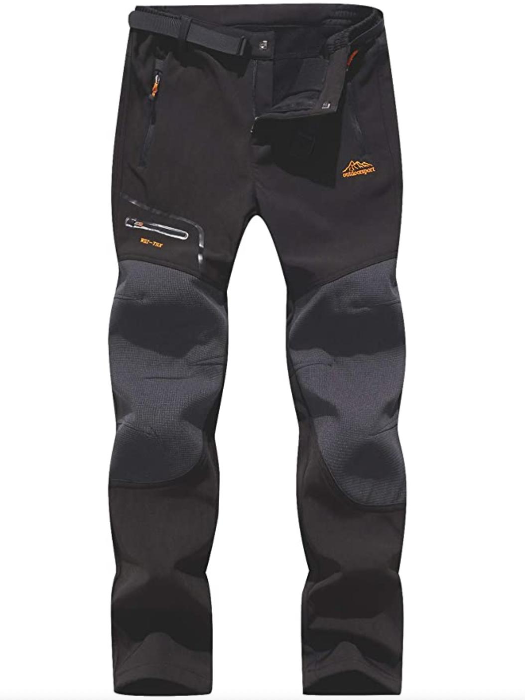 BenBoy Waterproof Cargo Hiking Pants