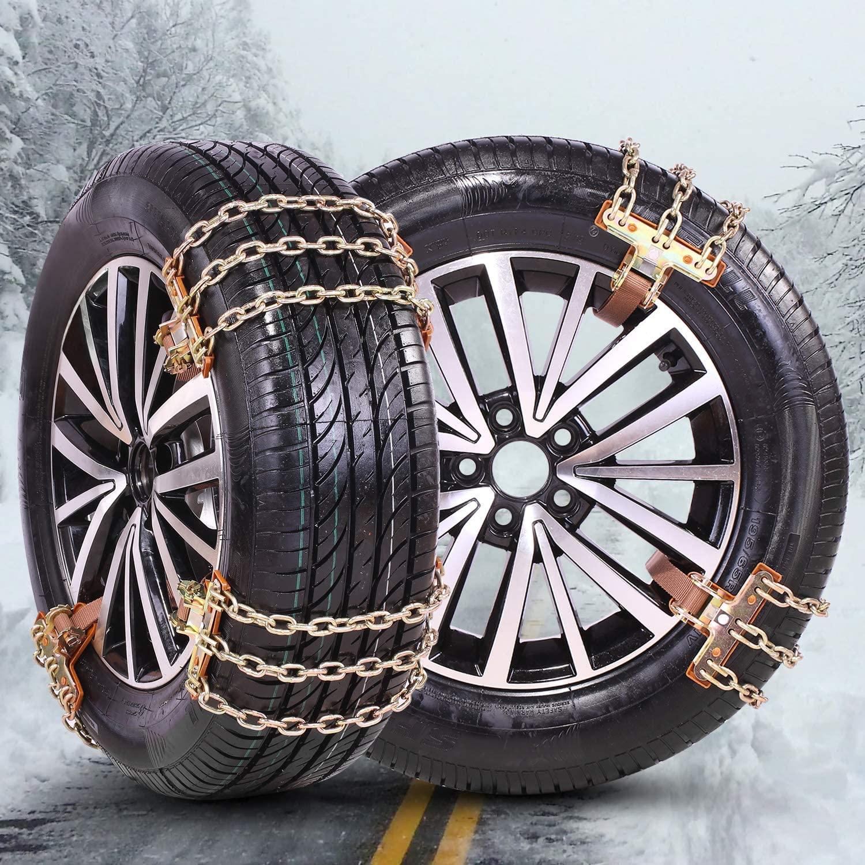 Fun-Driving snow chains