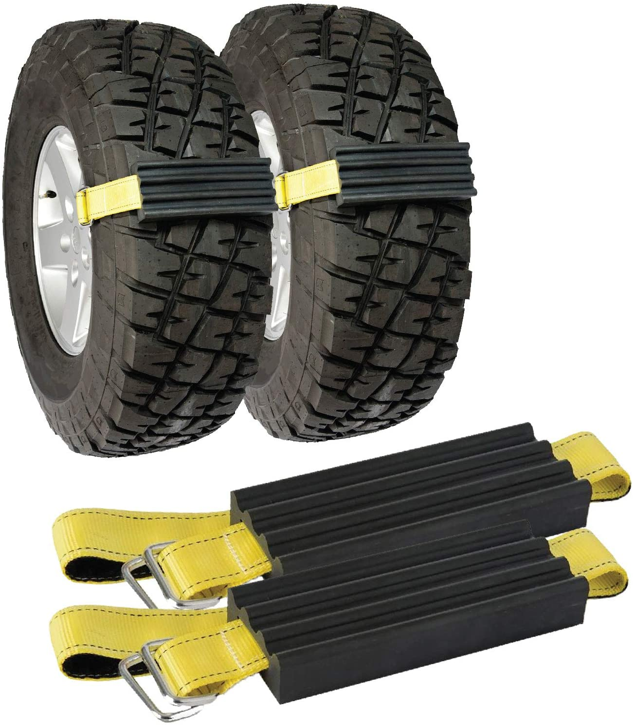 TracGrabber traction device