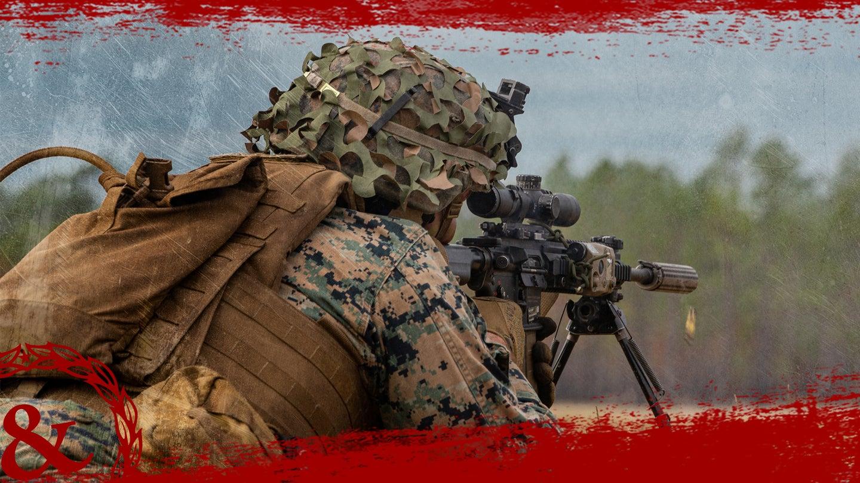 grunt shooting marine corps
