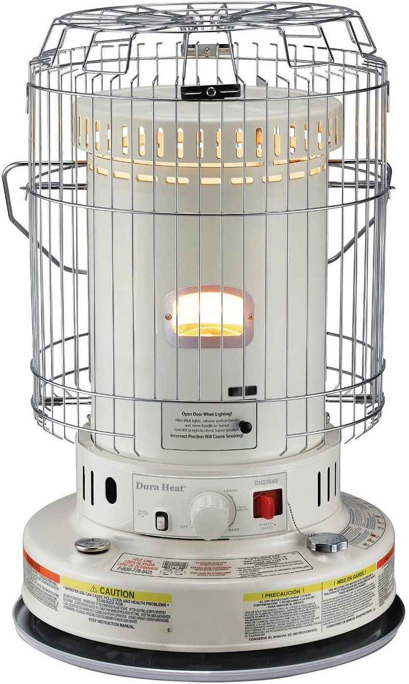 2-Dura Heat kerosene heater