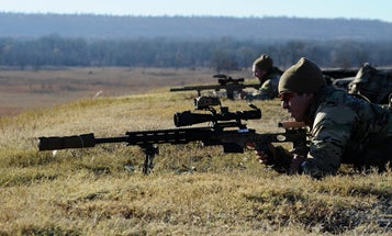 The National Guard has better snipers than the Green Berets and Marine Raiders